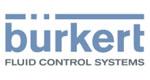 Logo firmy Burkert