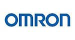 Logo firmy Omron