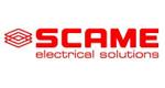Logo firmy Scame