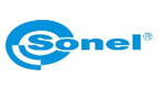 Logo firmy Sonel